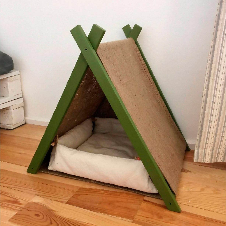A cat tent